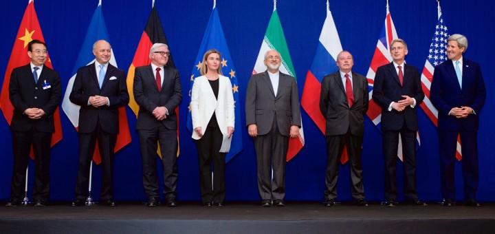 مذاکرات هسته ای بین ایران و 5+1