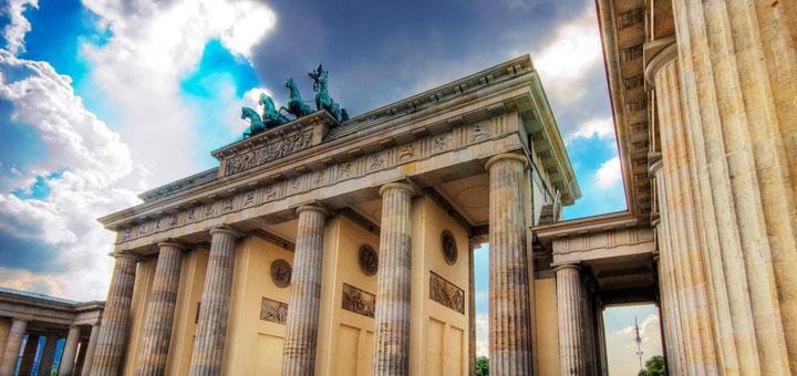 دلیل پیشرفت آلمان دربازه براندنبورگ